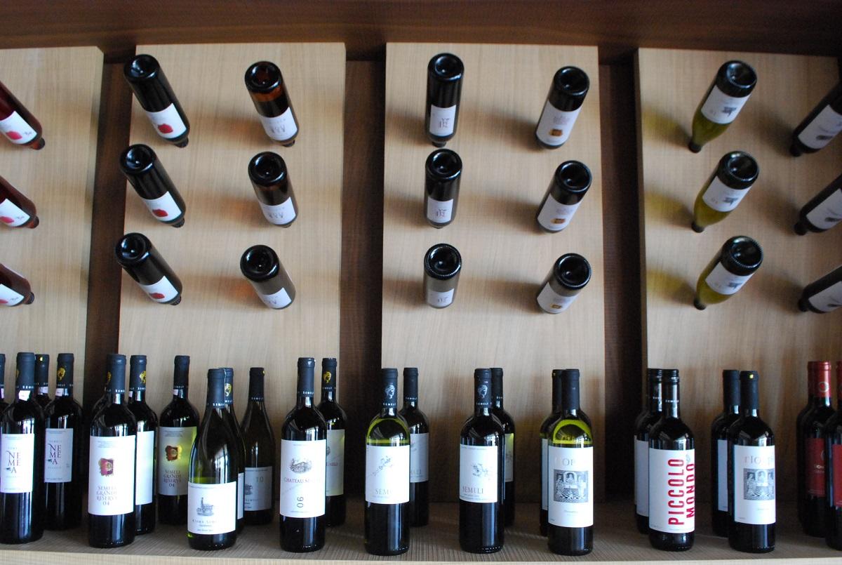Semeli Winery Tour in Nemea