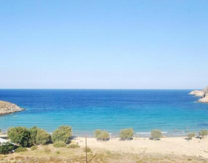 Psili Ammos Beach in Serifos