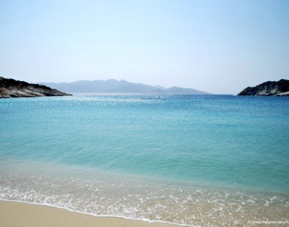 Top Three Cycladic Island Beaches