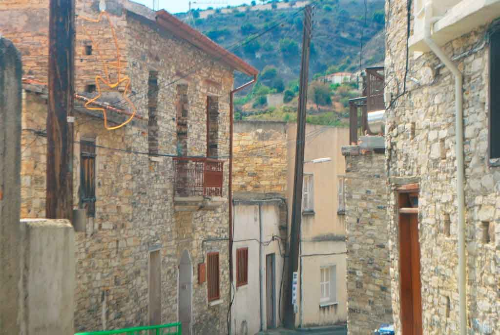 Lefkara is a beautiful little village to discover.