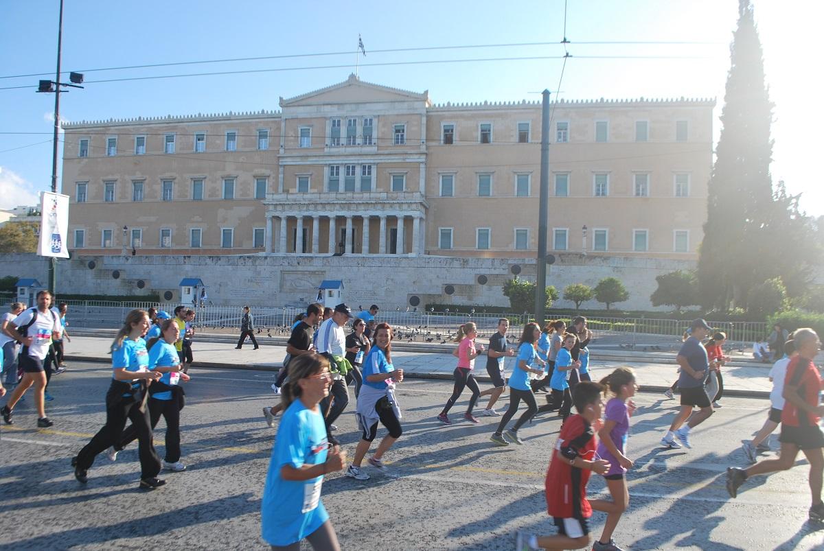Athens Classic Marathon mygreecemytravels (1)