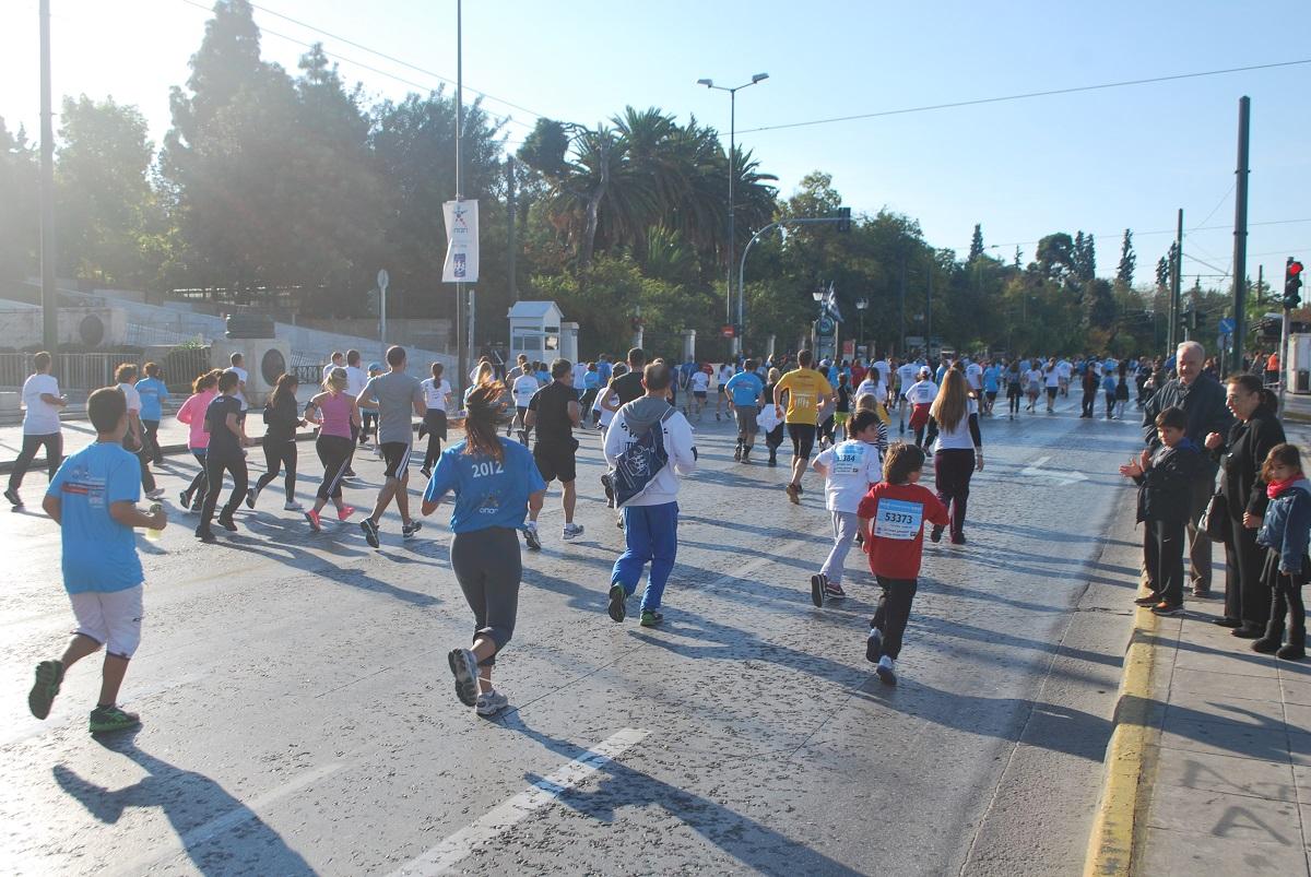 Athens Classic Marathon mygreecemytravels (2)