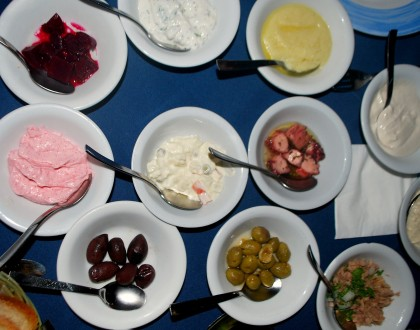 Meze in Cyprus: 30 Delicious Little Plates