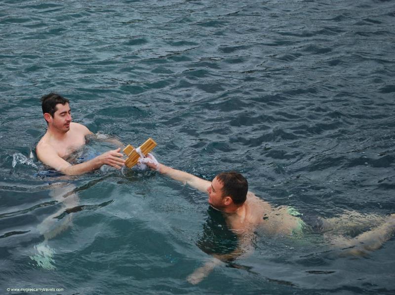 Ta Fota: Ephiphany on a Greek Island