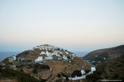The Castro of Sifnos