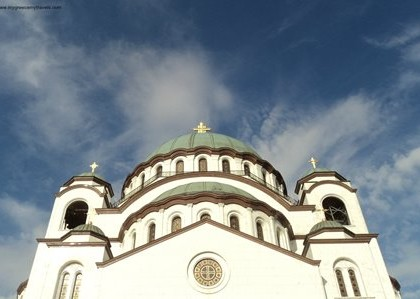 The Impressively Unfinished St. Sava Cathedral