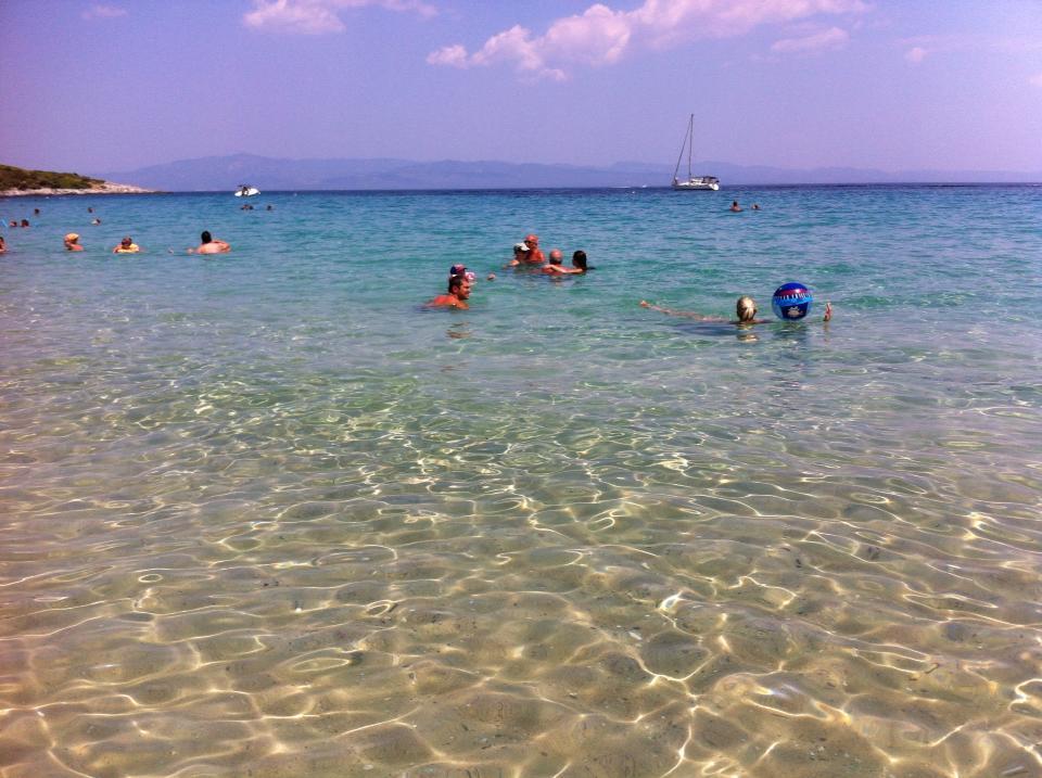 Weekend in Halkidiki, Kassandra