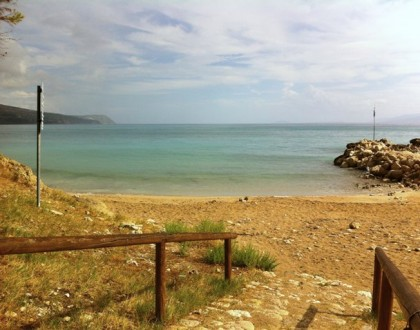 The Beauty of Trapezaki Beach on Kefalonia