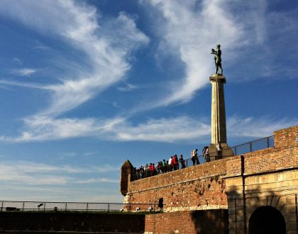 Best View of Belgrade: Kalemegdan Fortress