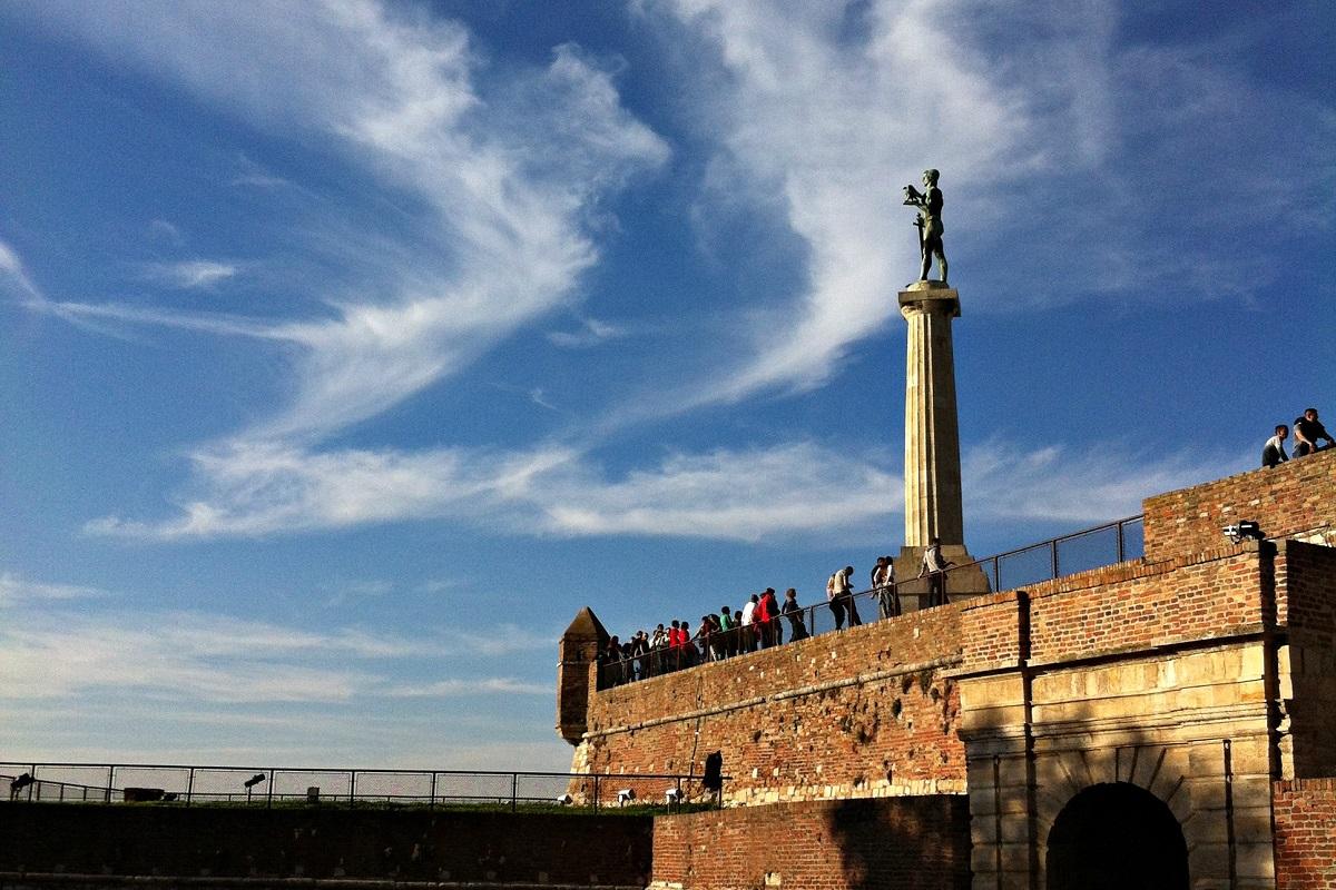 Best View of Belgrade: Kalemegdan Fortress