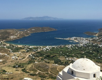 The Venetian Castle of Serifos