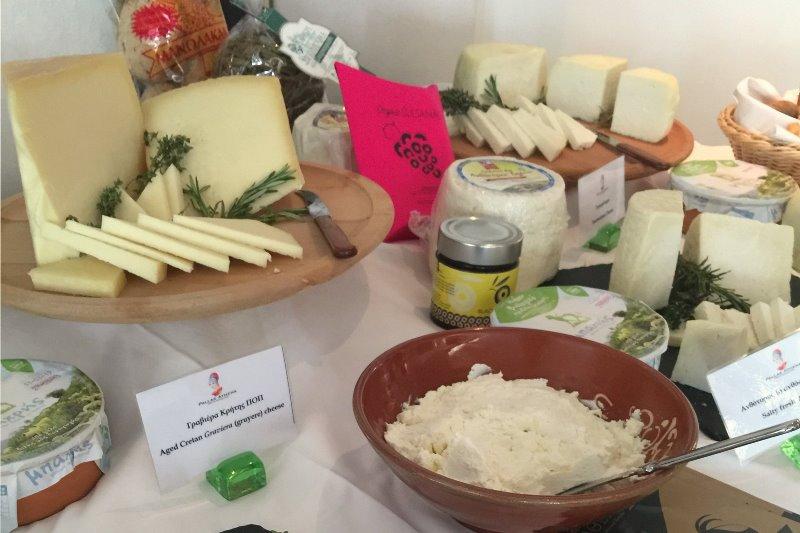 cretan cheese anyone