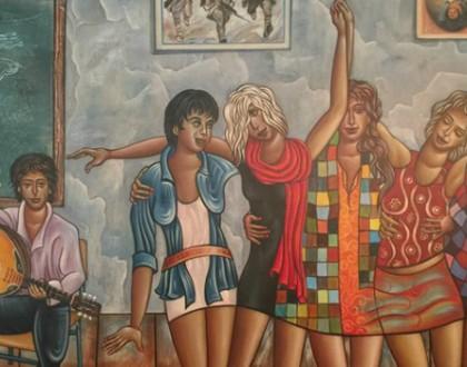 Cretan Art in Athens: Alexandros Androulakis