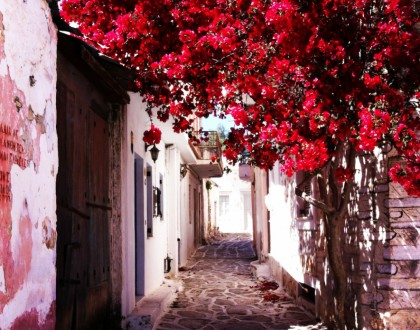 Enchanting Chalki Village