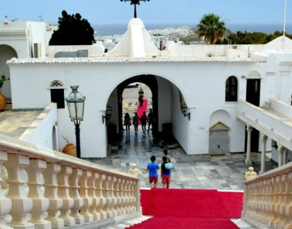 A Church of Miracles in Tinos