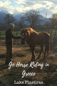 Horse Riding in Greece: Lake Plastiras - Travel Greece