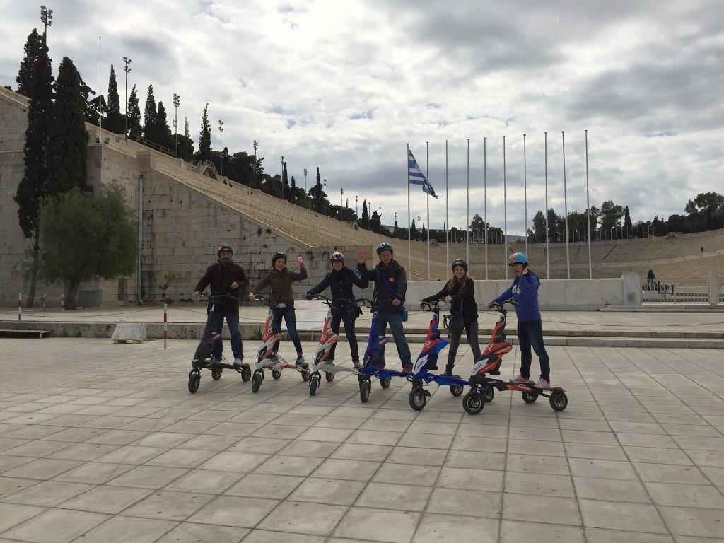 TBG scooterise tour