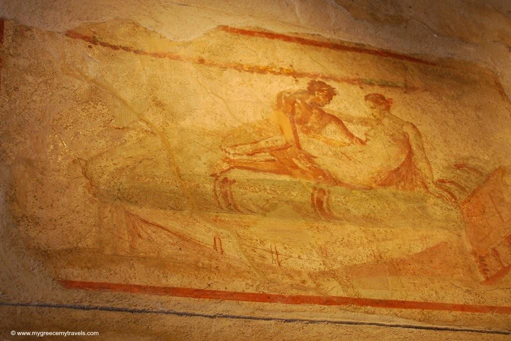 erotic paintings pompeii