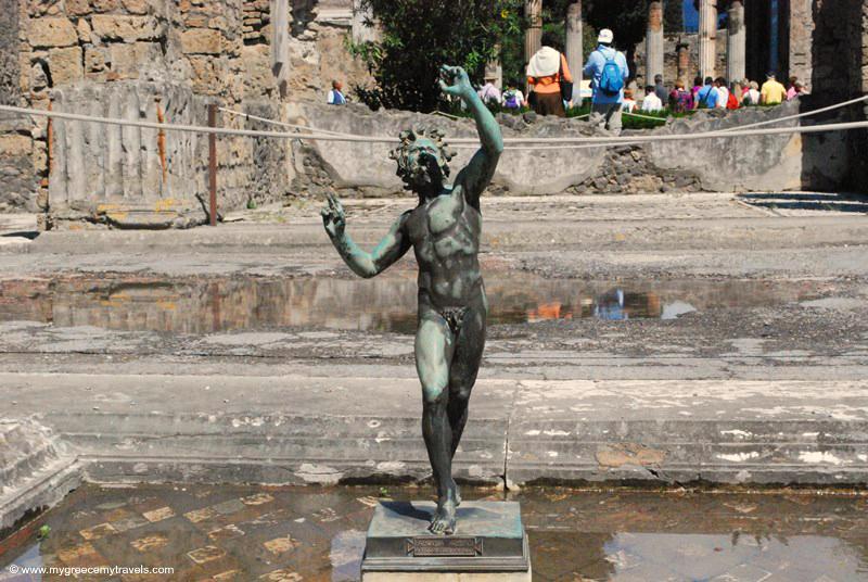 pompeii art