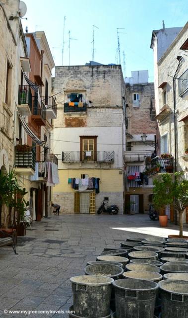 scenes from barivecchia