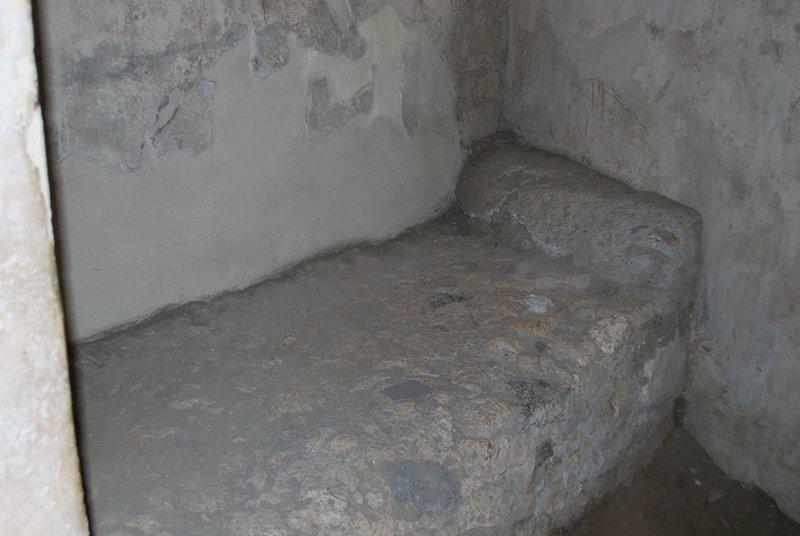 prostitute's bed pompeii