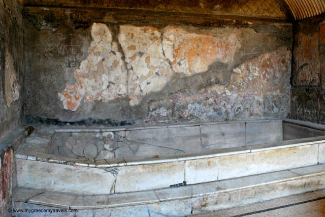 baths at herculaneum