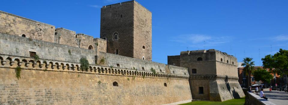 Bari's Castello Normanno-Svevo