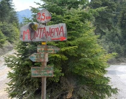 Hiking Among Waterfalls in the Agrafa Mountains