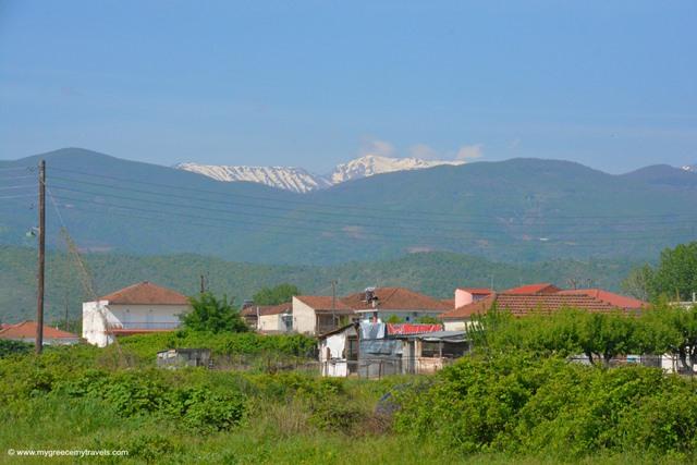 farm-to-table-tour in the Greek mountains