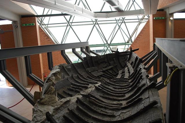 roman boat