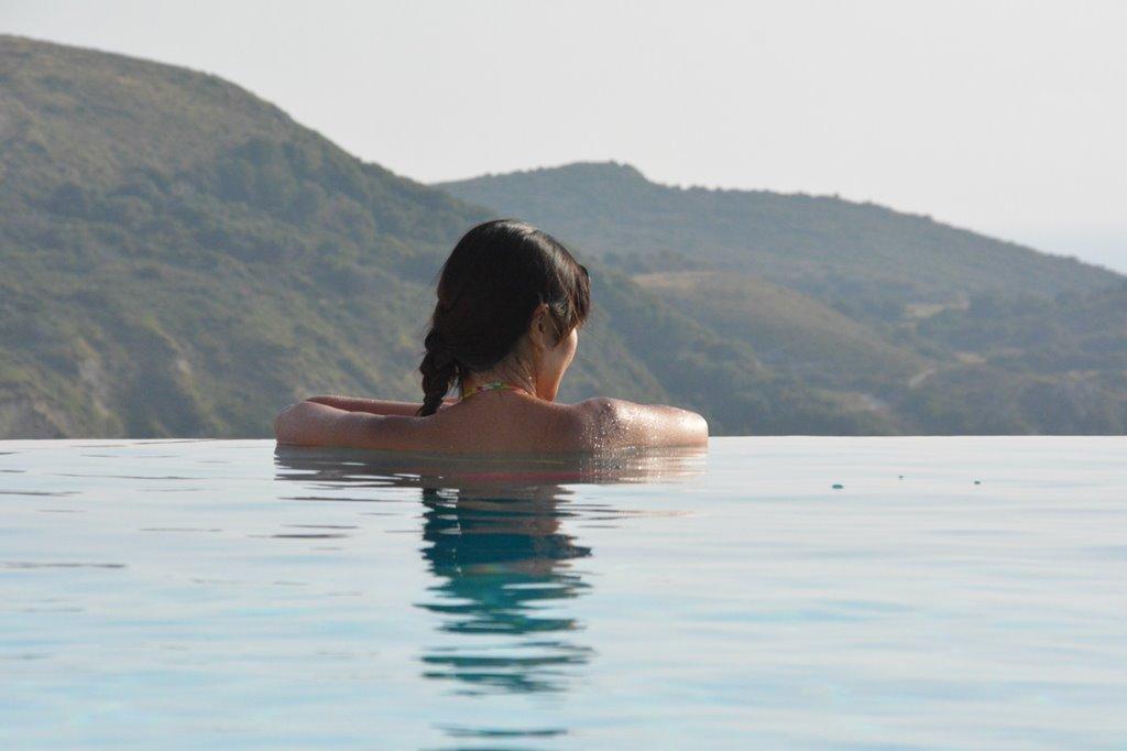 The Petani Bay Hotel in Kefalonia
