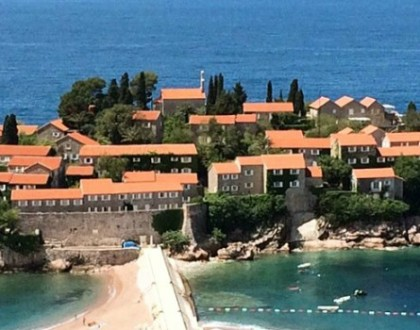 Sveti Stefan: Pink Beach & Perfect View