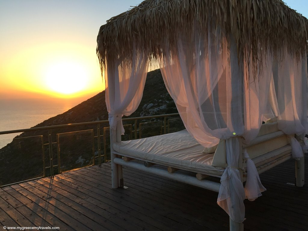 watch the sunset this way in kefalonia