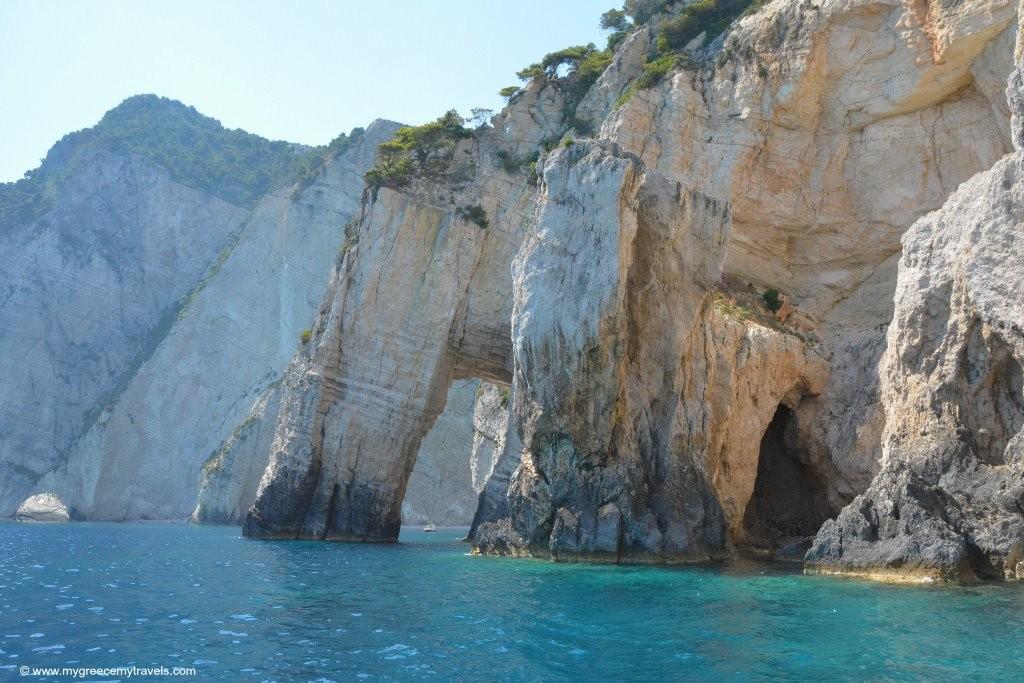 zakynthos Sea caves