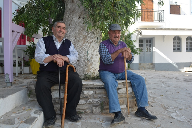 antiparos people