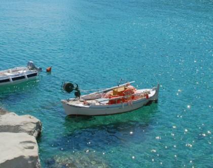 Photo Feature: A Fishing Village in Kimolos