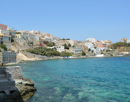 Photo Tour:  Syros Island
