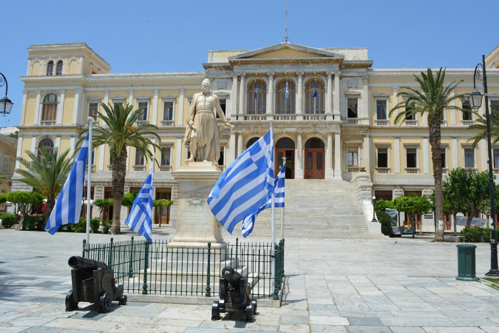 Town Hall Syros