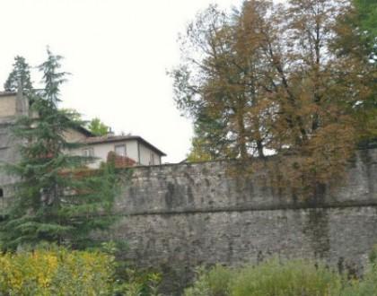 Bergamo Upper Town: Old World Europe