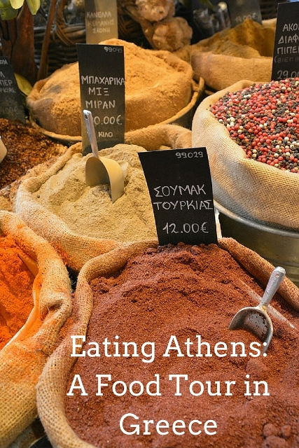 Eating Athens- A Food Tour in Greece