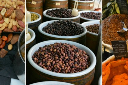 A Food Tour in Athens