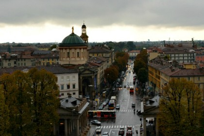 Bergamo Lower Town Highlights