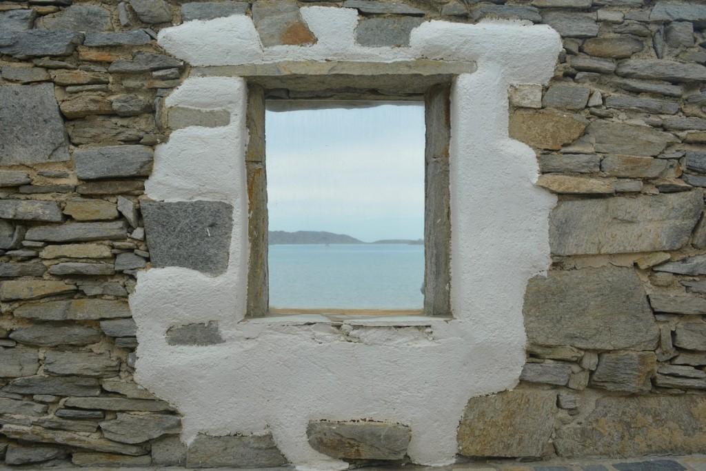 A window I love in Paros.