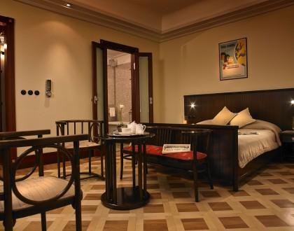Rialto Hotel Warsaw: Art Deco Luxury