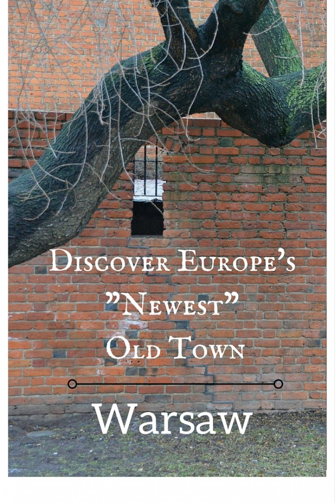 Explore Warsaw's Old Town
