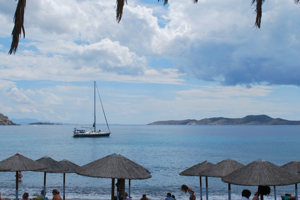 Mykonos beaches are one reason the island is considered one of the top Greek island holidays.
