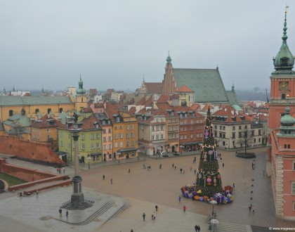 Photo Tour: Warsaw Old Town