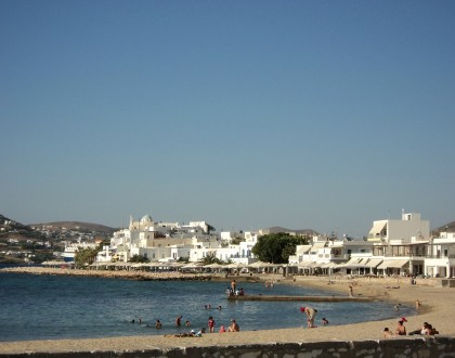 Photo Tour: Paros Island