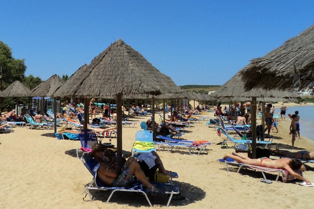 Paros has some great beaches.