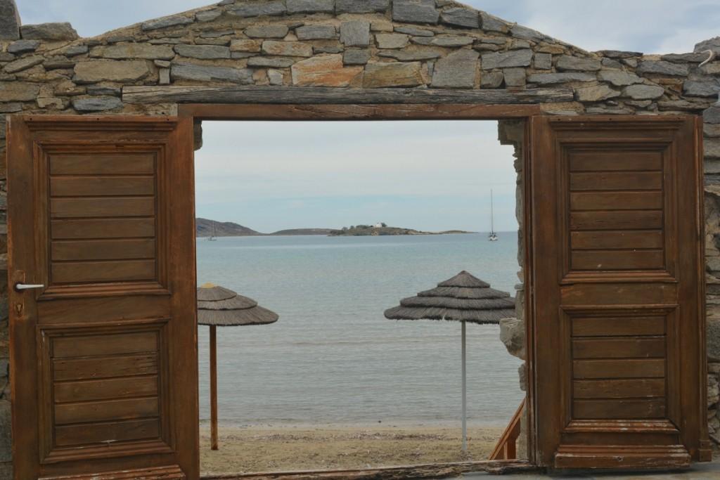 Scenes from Paros island.